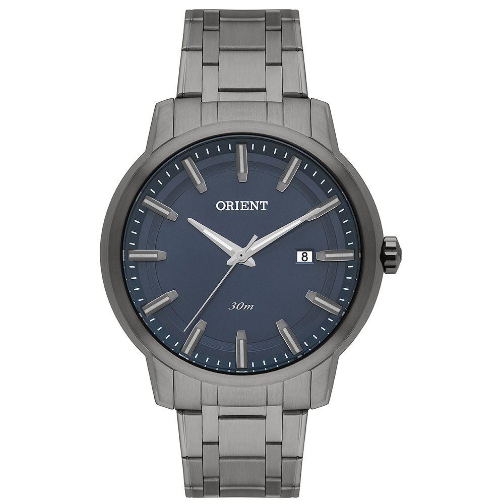 Relógio Orient Masculino Eternal Grafite Myss1016-D1gx