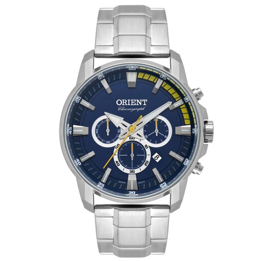 Relógio Orient Masculino MBSSC191 D1SX