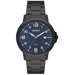 Relógio Orient Masculino Myss1014 D2gx Grafite