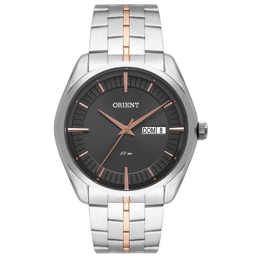 Relógio Orient Masculino Prata MTSS2005-G1SR