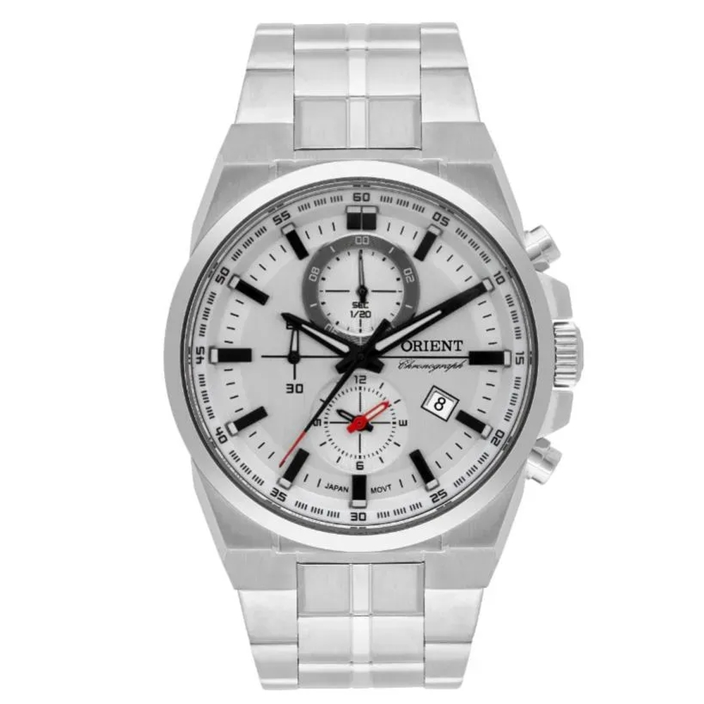 Relógio Orient Mbssc224 S1sx Cronógrafo Masculino
