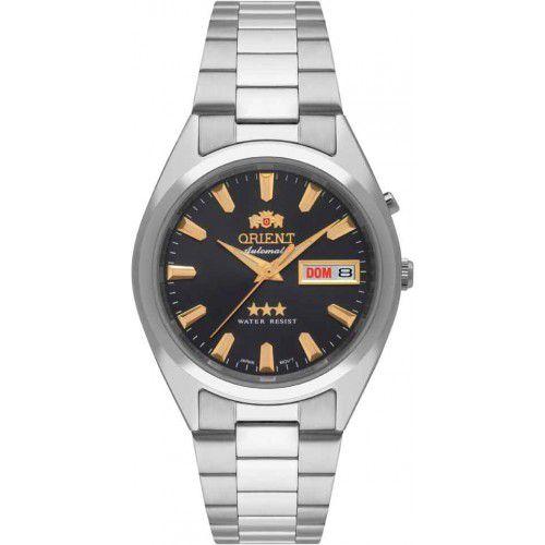 Relógio Orient Unissex Automático 469SS084 G1SX