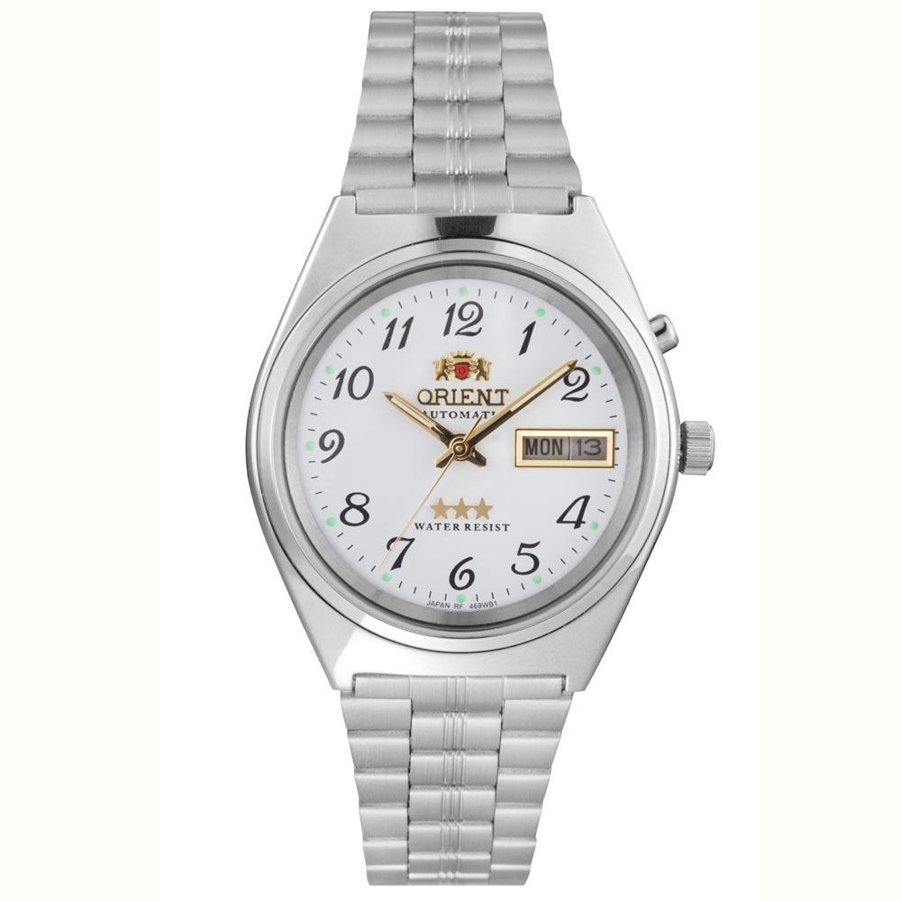 Relógio Orient Unissex Automático 469WB1A B2SX