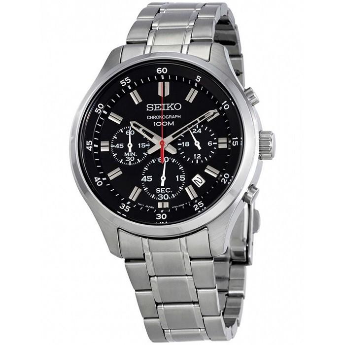 Relógio Seiko Masculino Cronógrafo SKS587B1 P1SX