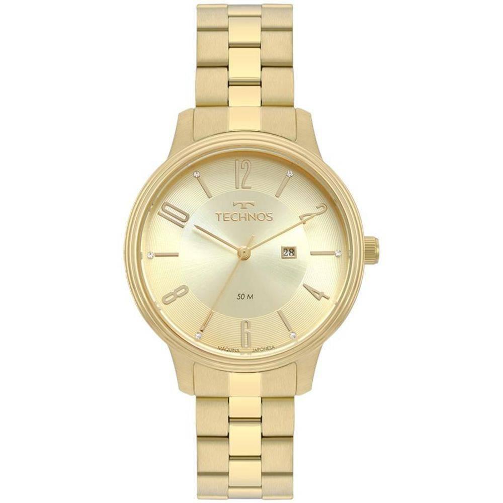 Relógio Technos Feminino 2015CCJ/4X