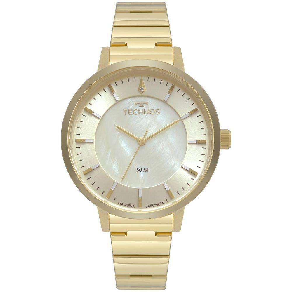 Relógio Technos Feminino 2033CQ/4X
