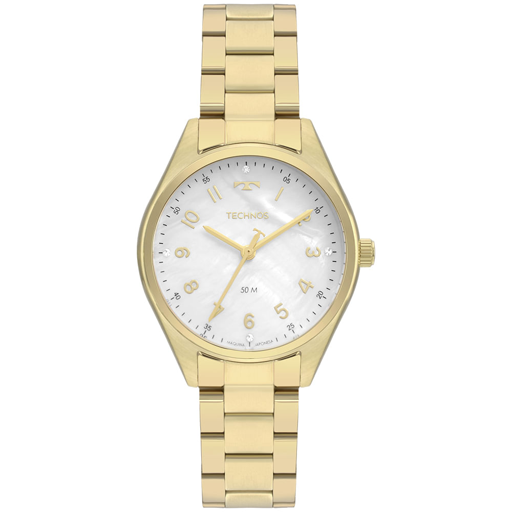 Relógio Technos Feminino 2036MLWS/4B