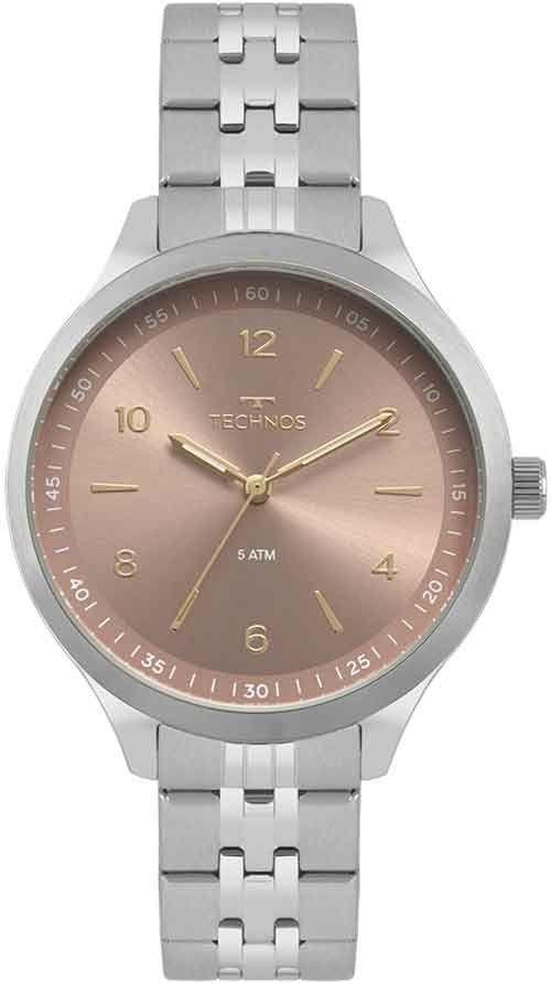 Relógio Technos Feminino 2036mou/1t