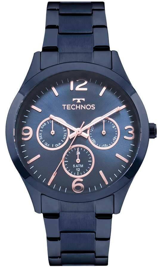 Relógio Technos Feminino 6p29ajj/4a