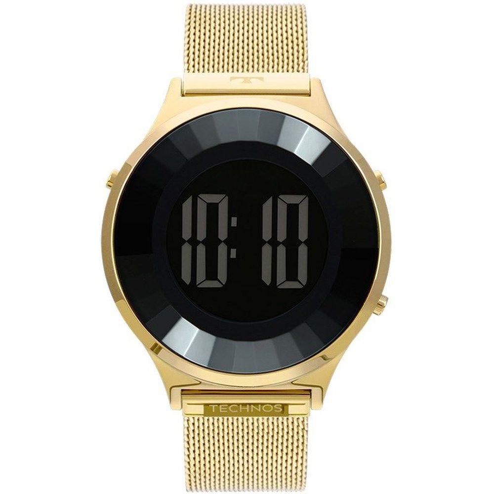Relógio Technos Feminino Digital BJ3851AD/4P - Dourado