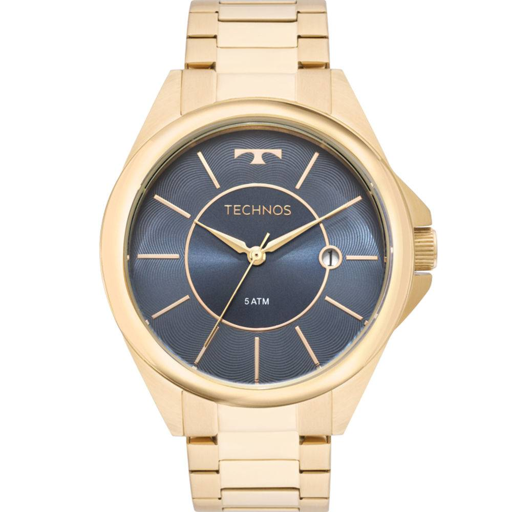 Relógio Technos Feminino Dress 2115MOO/4K