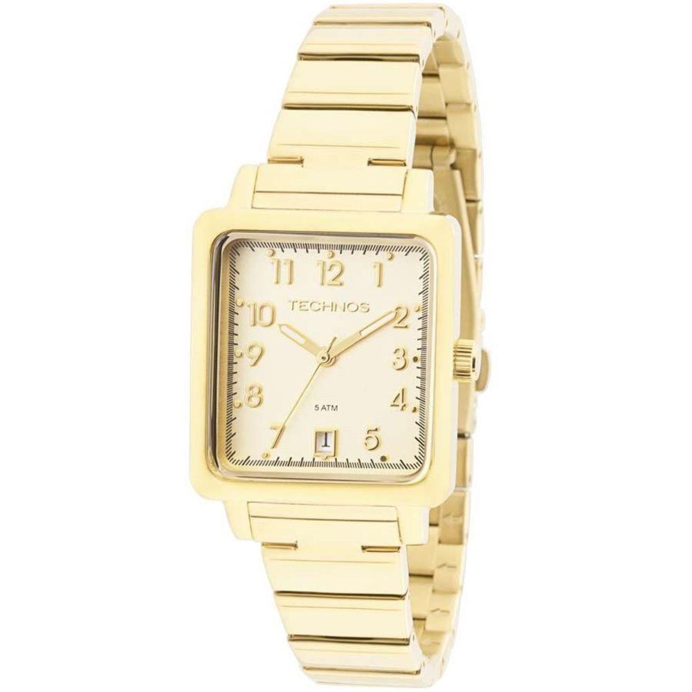 Relógio Technos Feminino Elegance 2115kpj/4d