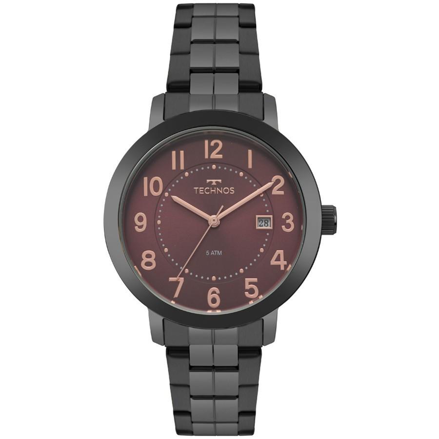 Relógio Technos Feminino Elegance 2115MRV/4R