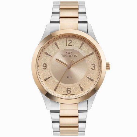 Relógio Technos Feminino Steel Prata 2036MON/1J