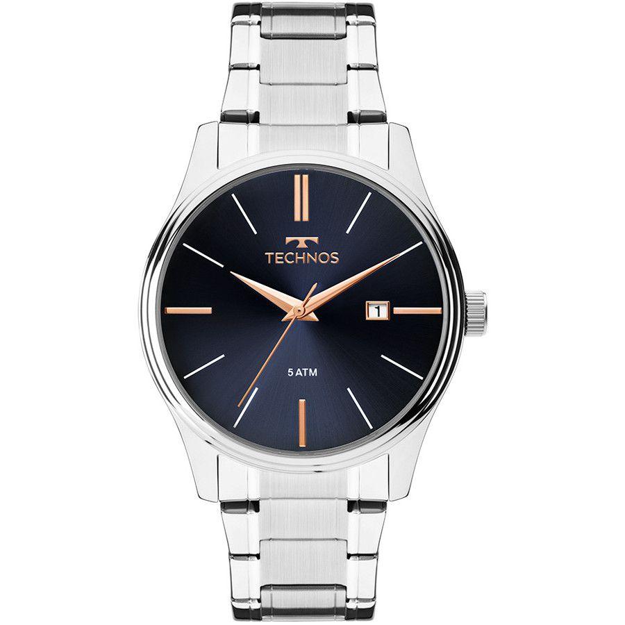 Relógio Technos Masculino 2115MPM/1K