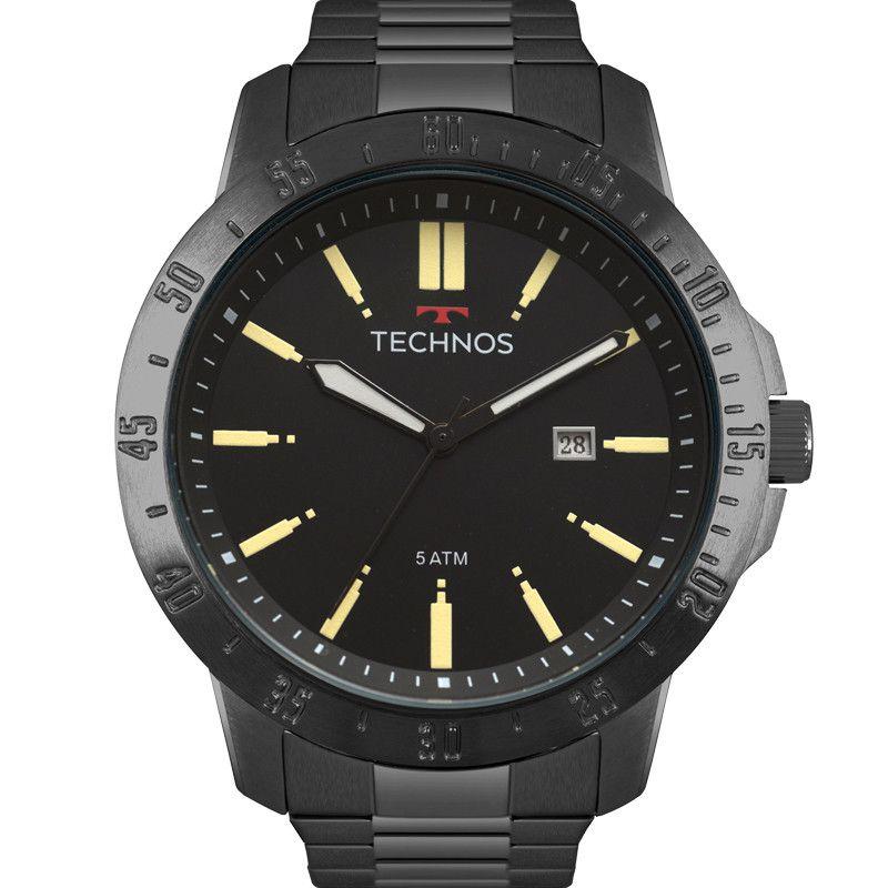 Relógio Technos Masculino 2115mqu/4p