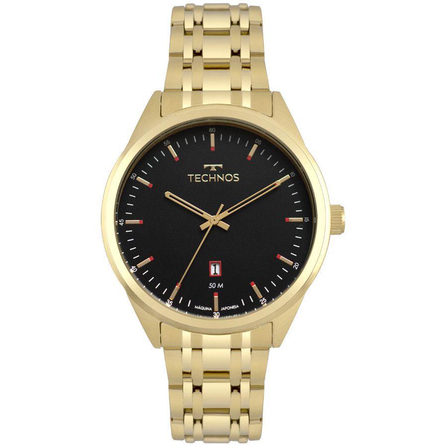 Relógio Technos Masculino 2115MSB/4P