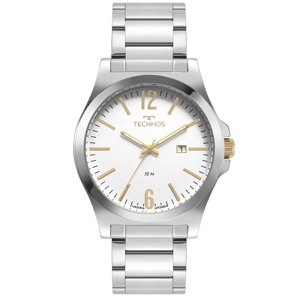 Relógio Technos Masculino 2115mxp/1b