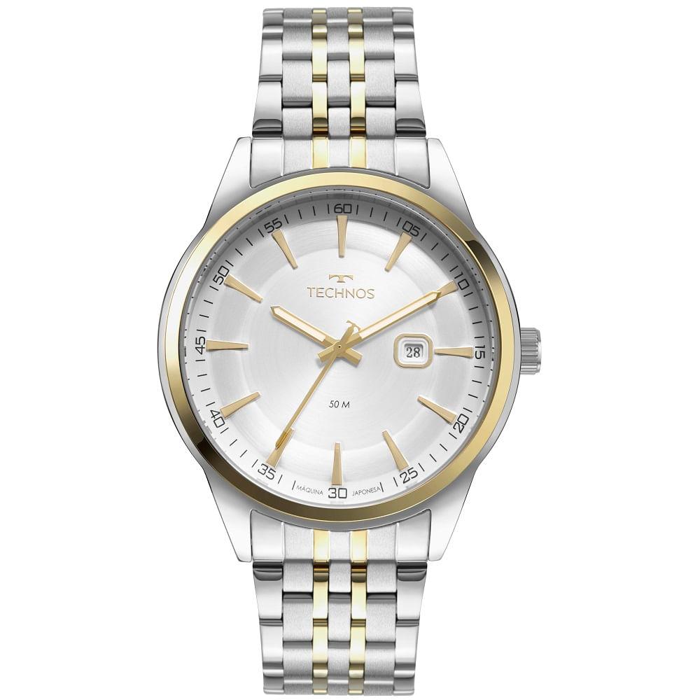 Relógio Technos Masculino 2117lcx/1k