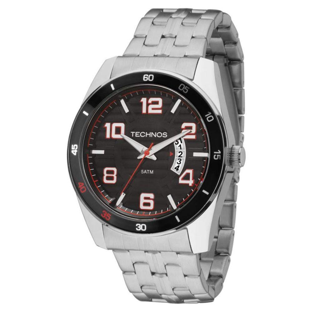 Relógio Technos Masculino Analógico 2115kss/1p