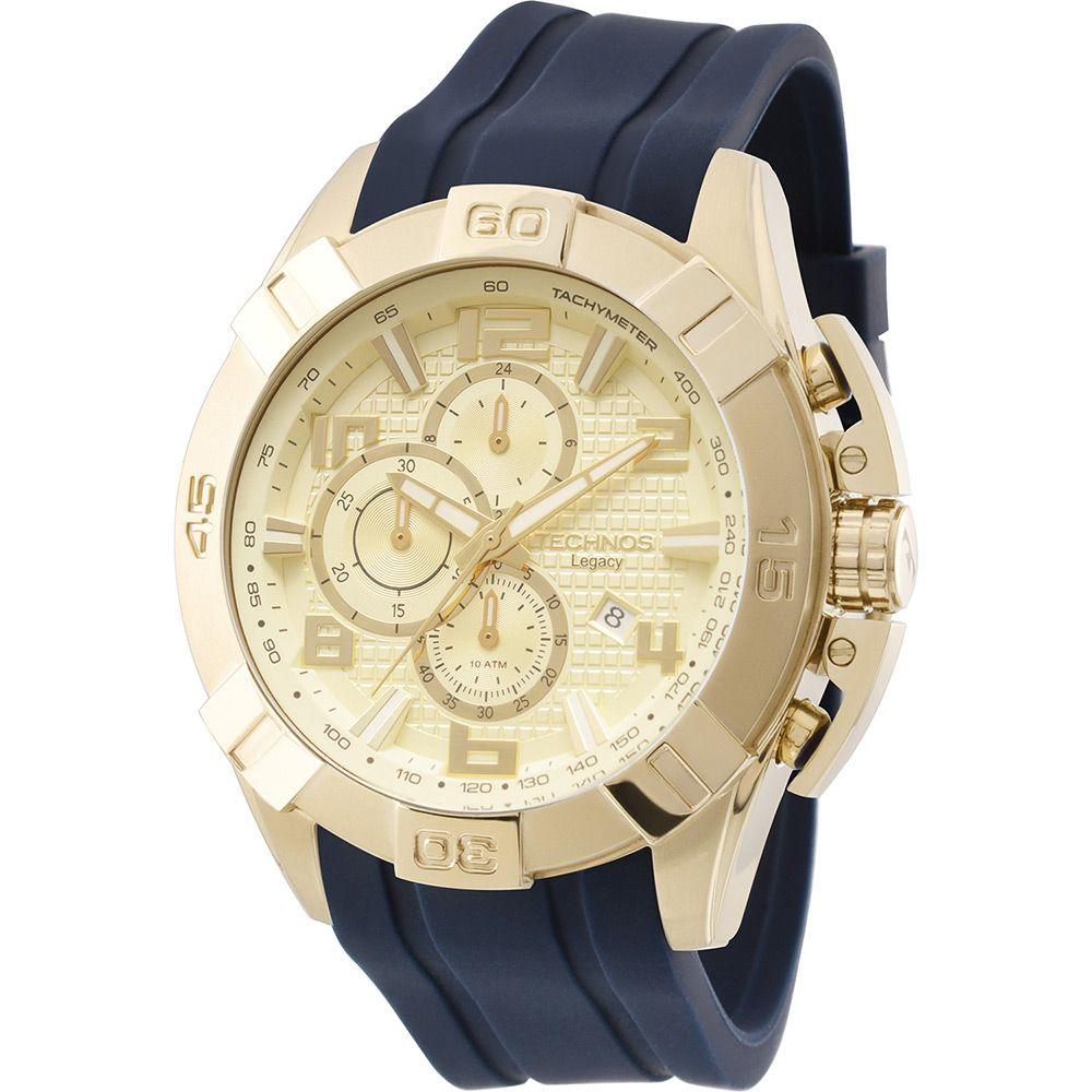 Relógio Technos Masculino JS15BE/8X
