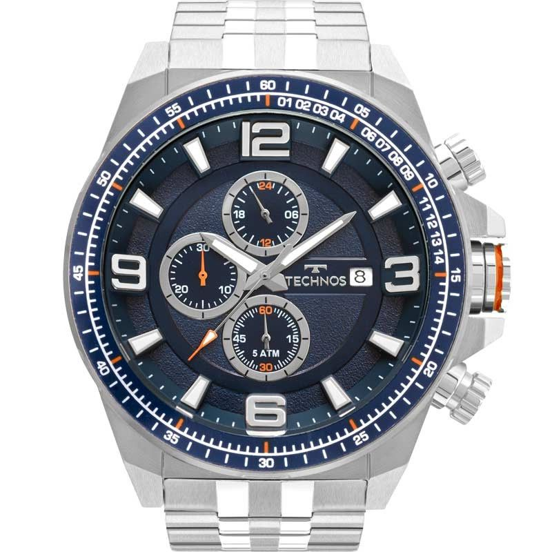 Relógio Technos Masculino JS15FD/1A