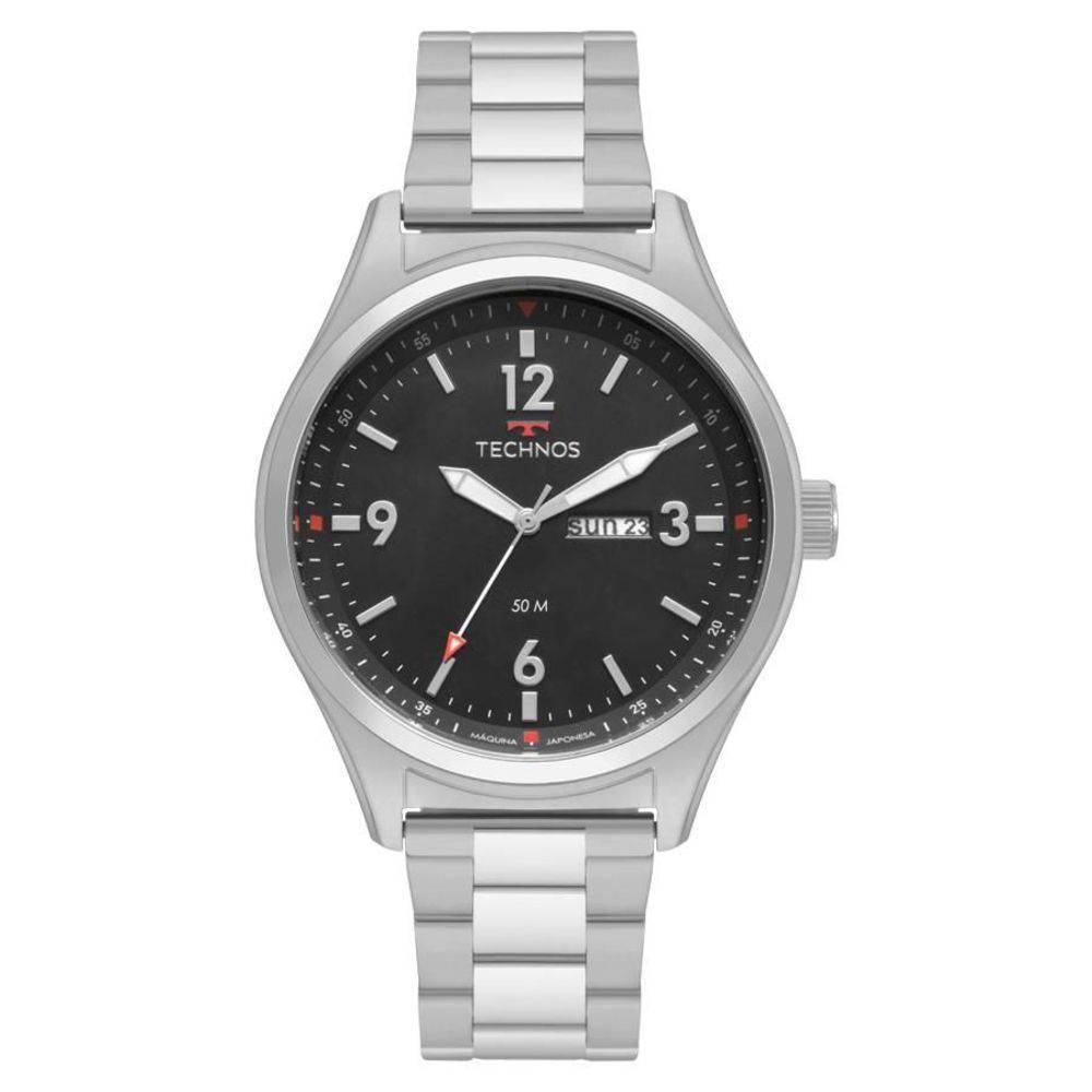 Relógio Technos Militar Masculino 2105ba/1p