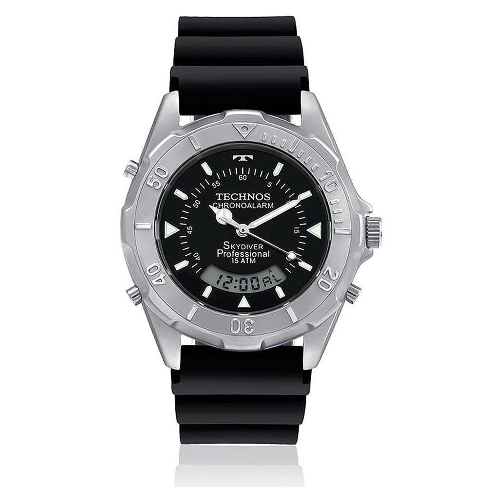 Relógio Technos Skydiver Masculino T20562/8P