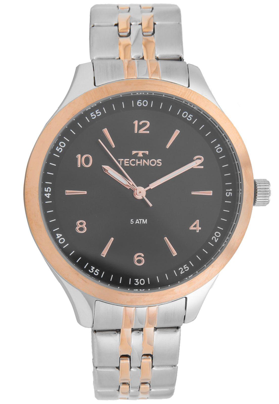 Relógio Technos Unissex 2035mov/5p