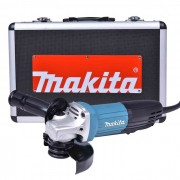 Esmerilhadeira Angular GA4534KX 220V com Maleta de Alumínio Makita