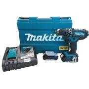 Furadeira e Parafusadeira Alto Impacto Bateria 18v Bivolt Makita