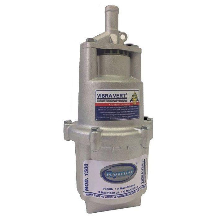 Bomba Rymer 1500 220V Vibra Vert