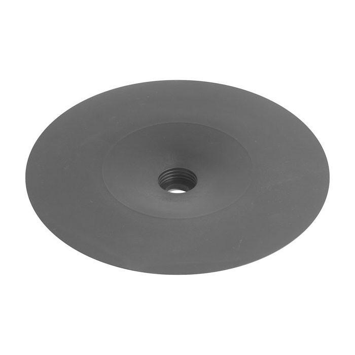 """Disco de Borracha para Lixadeira 7"""" Flexível Vonder"""