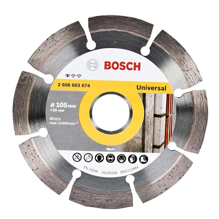 Disco Diamantado 105mm Bosch