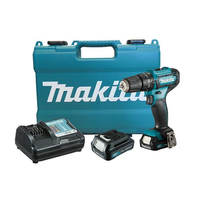 Furadeira e Parafusadeira de Impacto HP333DWY Makita