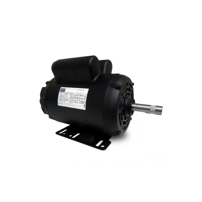 Motor Elétrico WEG Monofásico 2cv 4 Polos para Betoneira 127V/220V