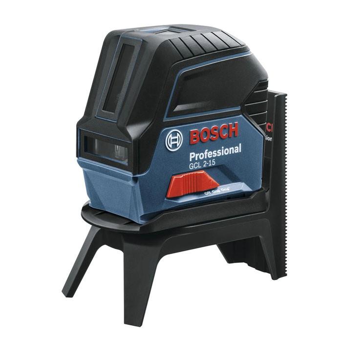 Nível a Laser GCL 2-15 com Gancho e Maleta Bosch