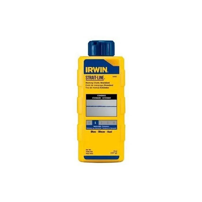 Refil Giz Marcador Azul Irwin