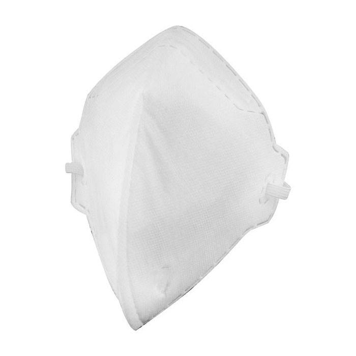 Respirador Dobrável Semifacial sem Carvão Ativado sem Válvula PFF2 RDV 2201 Vonder