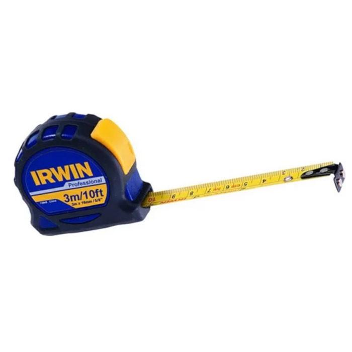 "Trena Standard 3m 10ft x 1/2"" Irwin"