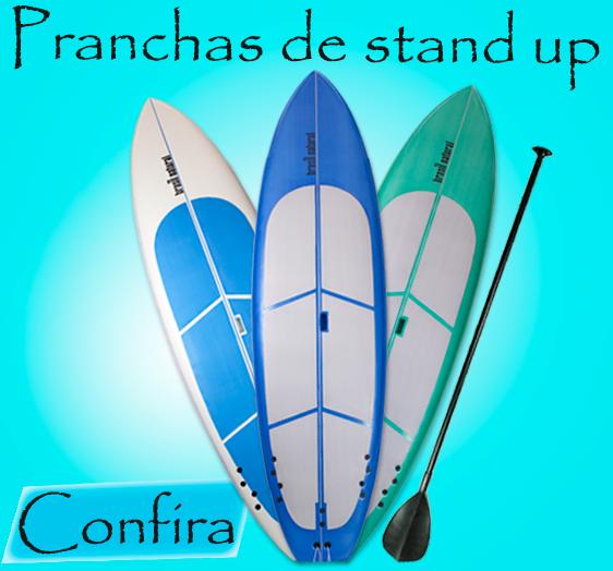 pranchas de stand up
