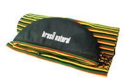 [UPGRADE] Capa camisinha atoalhada 9.1 para long board soft Brasil Natural