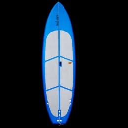 Prancha de stand up paddle 10 pés soft  rígido + kit remada OUTLET010