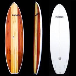 Prancha de stand up paddle 10 pés rígido fibra + kit remada