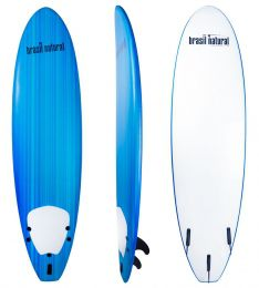 Prancha de surf Evolution 6.6 edição limitada + kit surf - Brasil Natural