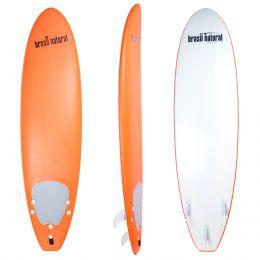 Prancha de surf evolution 6.6 NEW EDITION + kit surf - Brasil Natural