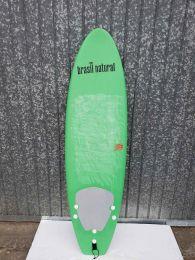Prancha de surf infantil 5.8 + kit surf - outlet 07