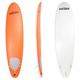 Prancha de surf para iniciantes jovens e adultos de até 110 KG - NEW EDITION - Brasil Natural