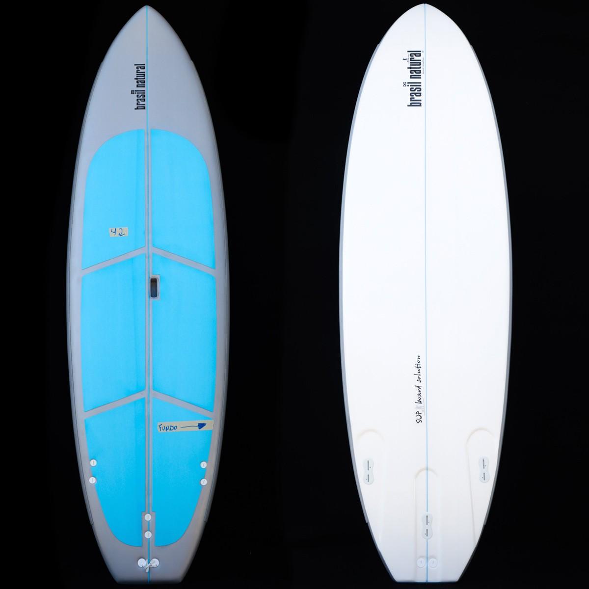 Prancha de stand up paddle 10 pés soft + kit remada - Outlet 42