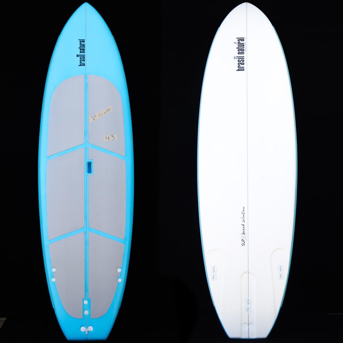 Prancha de stand up paddle 10 pés soft + kit remada - Outlet 43